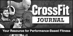 Crossfit Journal/ Blog